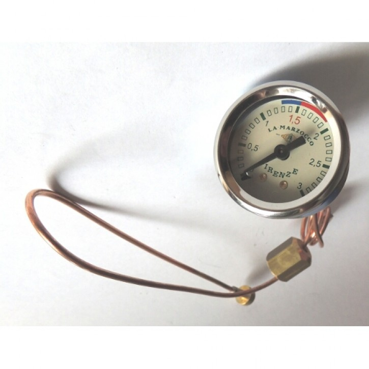 MANOMETER GB/5 0-3bar DAMPFBOILER E300201